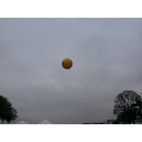 Onde Achar Balões Blimp em Natal - Blimp Inflável