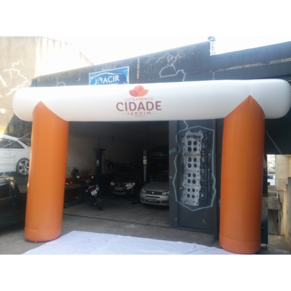 Onde Achar Portais em Descalvado - Portal Inflável em Brasília