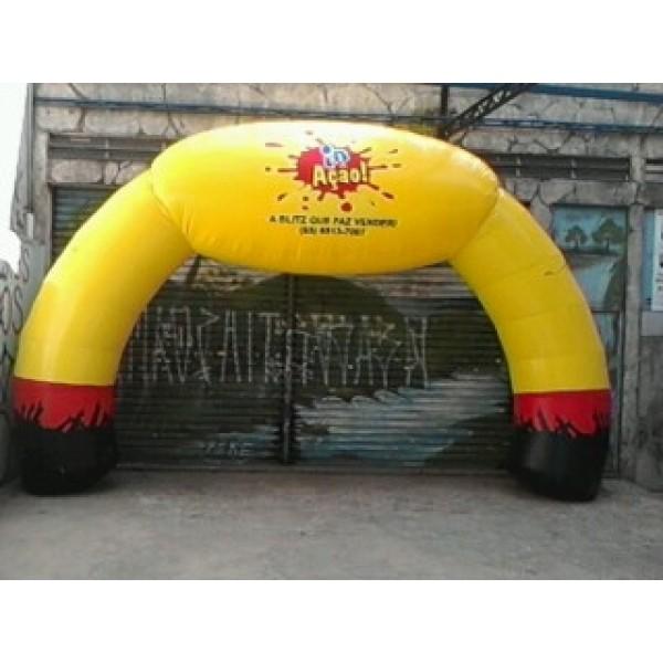 Onde Achar Portais Infláveis em Cabrália Paulista - Portal Inflável para Eventos SP