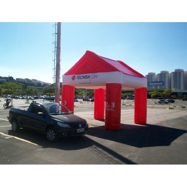 Onde Achar Tenda na Rodrigues Alves - Locação de Tenda Inflável
