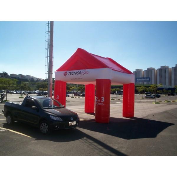 Onde Achar Tendas em Macapá - Locação de Tenda Inflável