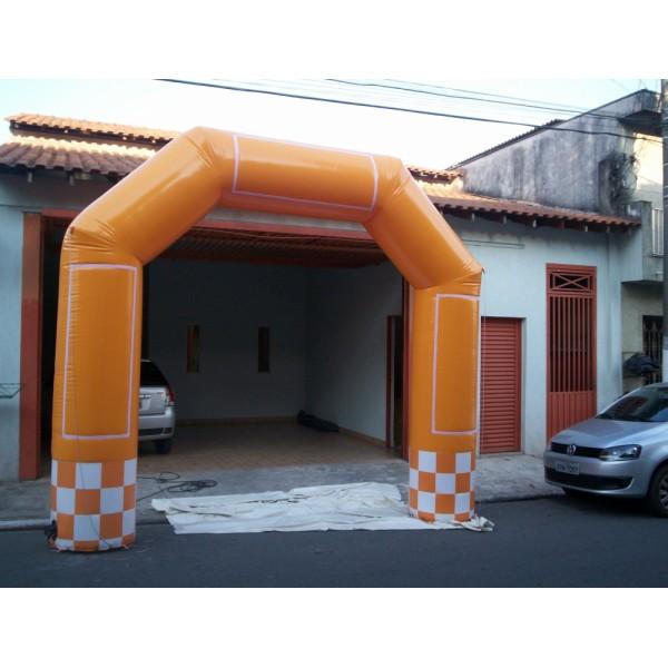 Onde Comprar Portais em Bento Ribeiro - Portal Inflável em BH