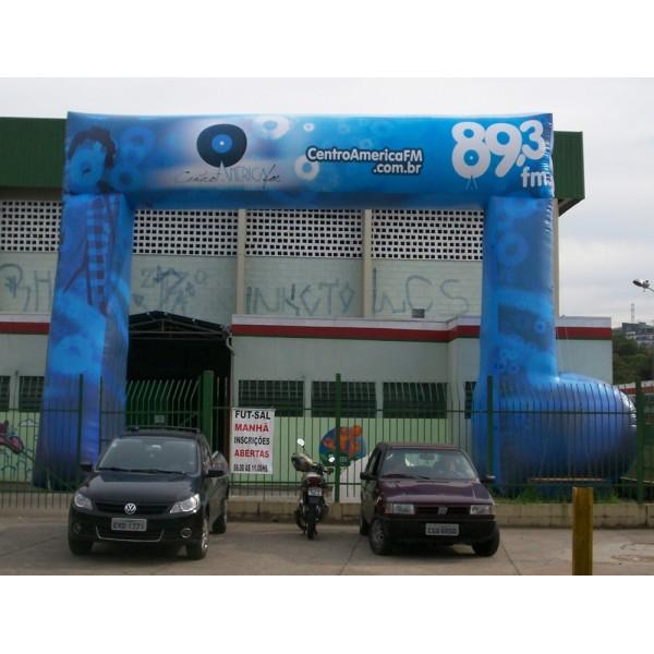 Onde Comprar Portais Infláveis no Porto Grande - Portal Inflável em Natal