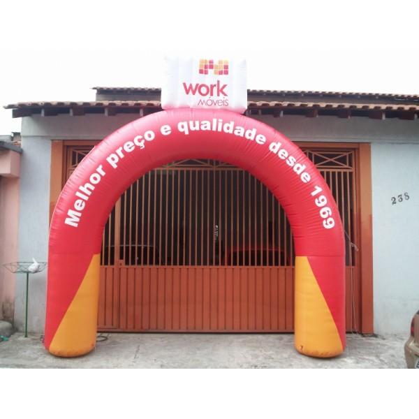 Onde Comprar Portal no São Sebastião - Portal Inflável