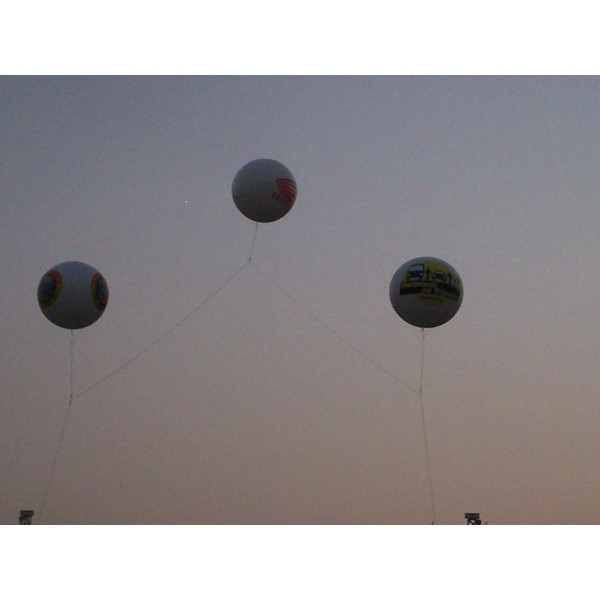 Onde Conseguir Balão Blimp em Mongaguá - Preço de Balão Blimp