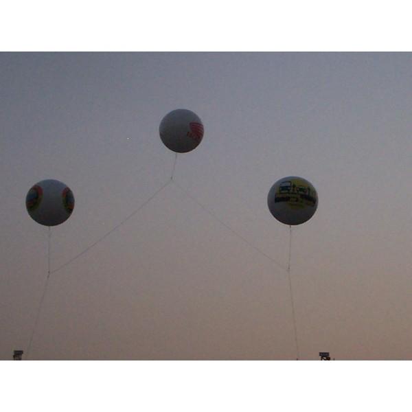 Onde Conseguir Balão Blimp na Chácara Recreio Santa Terezinha - Preço de Blimp Inflável