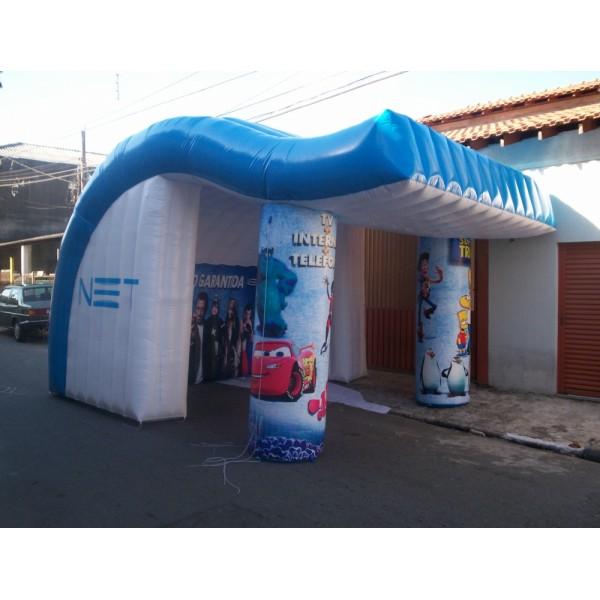 Onde Conseguir Tenda Inflável Jardim Felicidade - Tenda Inflável em Natal