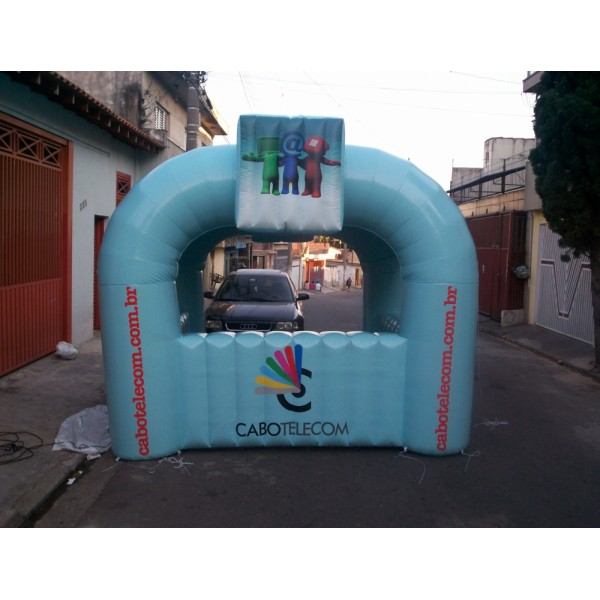 Onde Conseguir Tendas em Cuiabá - Tenda Inflável em Salvador