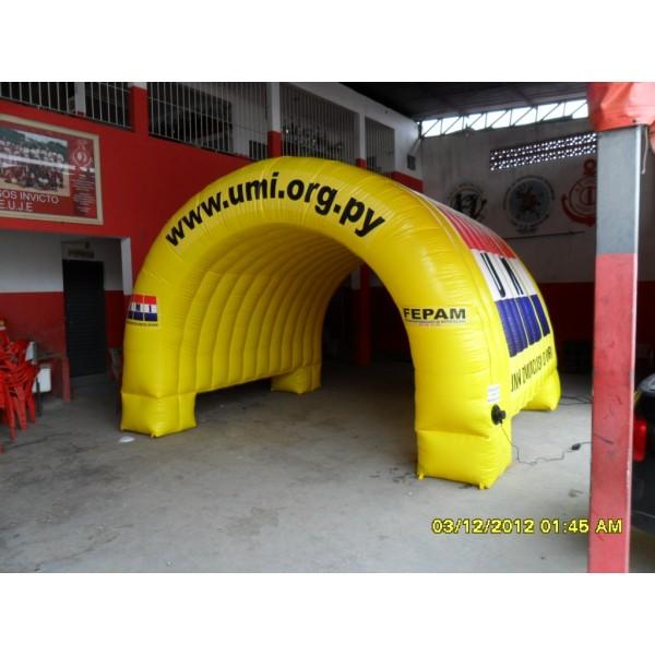 Onde Conseguir Tendas na Ponte de Campinas - Tenda Inflável Personalizada