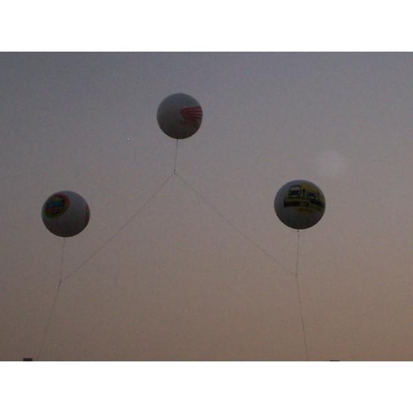 Onde Encontrar Empresa de Balões Blimp na Vila Marlene - Blimps Infláveis
