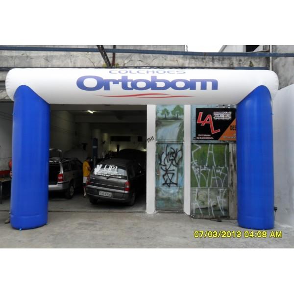 Onde Encontrar Portais Infláveis no Boquim - Portal Inflável em Curitiba