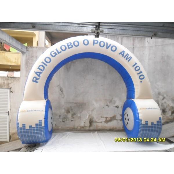 Onde Encontrar Portais no Rio Brilhante - Portal Inflável em Recife