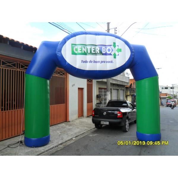 Onde Encontrar Portal em Tejupá - Portal Inflável em São Paulo