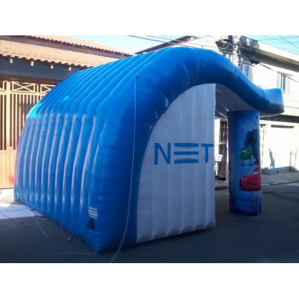 Onde Encontrar Tenda em Piracaia - Tenda Inflável Preço