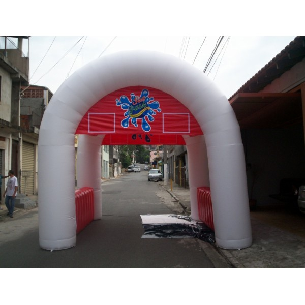 Onde Encontrar Tenda Inflável em Mirandópolis - Comprar Tenda Inflável