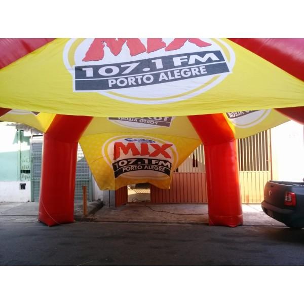 Onde Encontrar Tendas em Mendonça - Tenda Inflável em SP