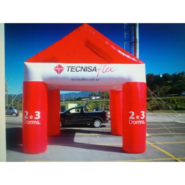 Onde Encontrar Tendas Infláveis em Rafard - Tenda Inflável em SP