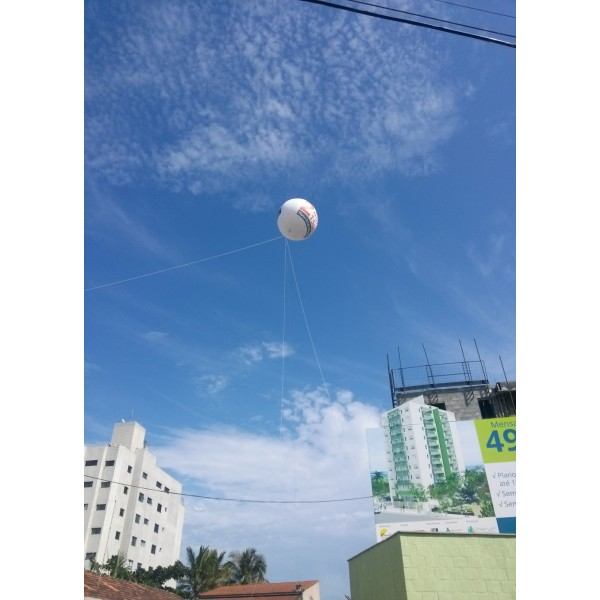 Onde Tem Balão Blimp na Camaçari - Blimp Inflável