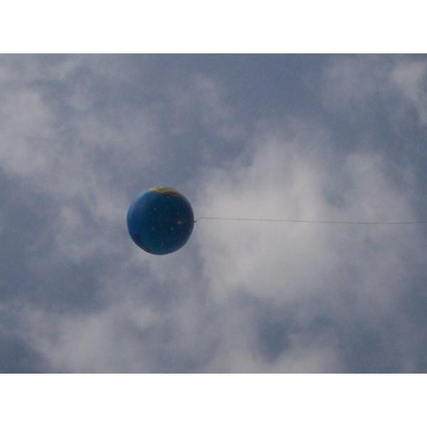 Onde Tem Empresa de Balão Blimp em Martinópolis - Blimp Inflável para Eventos