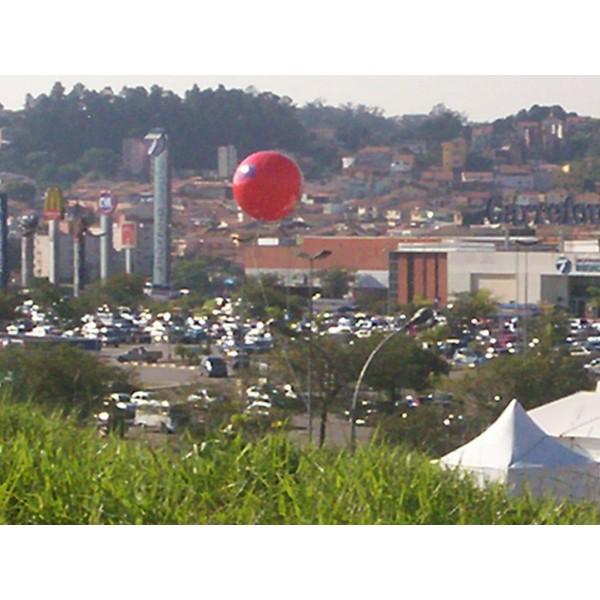Onde Tem Empresa de Balões de Blimp Jardim Merci II - Balão Blimpem MG
