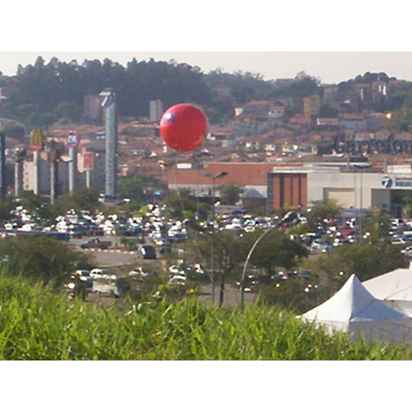 Onde Tem Empresa de Balões de Blimp na Catolé do Rocha - Blimp Inflável para Eventos