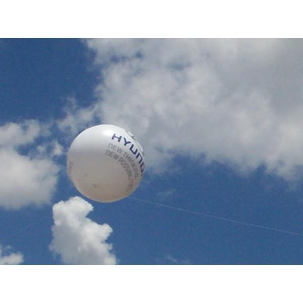 Onde Tem Empresas de Balão Blimp na Chácara Recreio Santa Camila - Blimp Inflável para Empresas