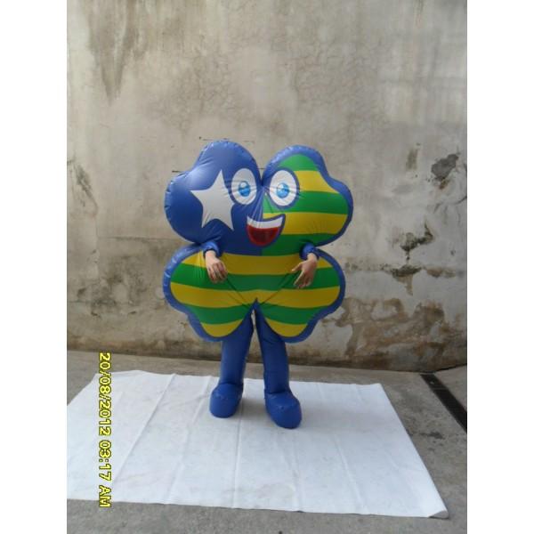 Onde Tem Fantasia Inflável  na Rio Acima - Fantasia Inflável Personalizada