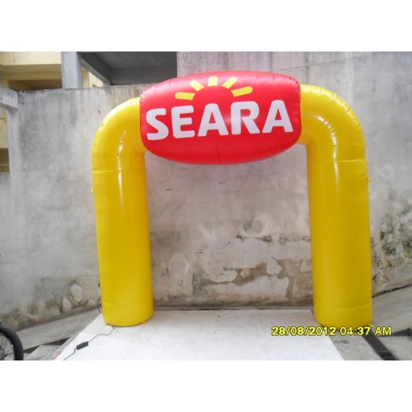 Onde Tem Portal Inflável em São José do Rio Preto - Portal Inflável em Curitiba