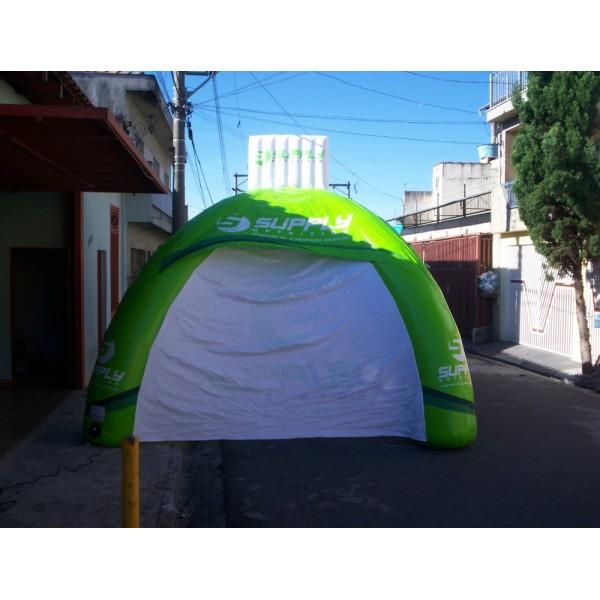 Onde Tem Tenda em Cardoso - Tenda Inflável em Salvador
