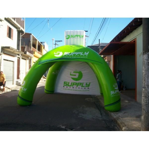 Onde Tem Tenda Inflável em Santa Branca - Tenda Inflável em Recife