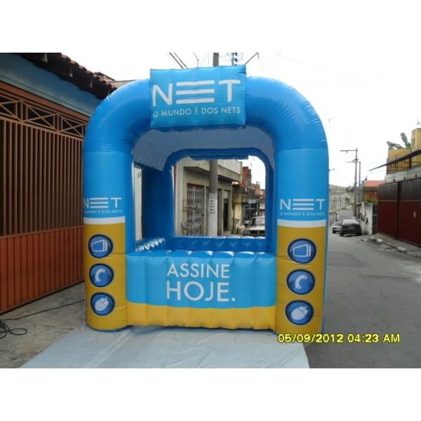 Onde Tem Tenda Inflável no João Câmara - Tenda Inflável em Curitiba