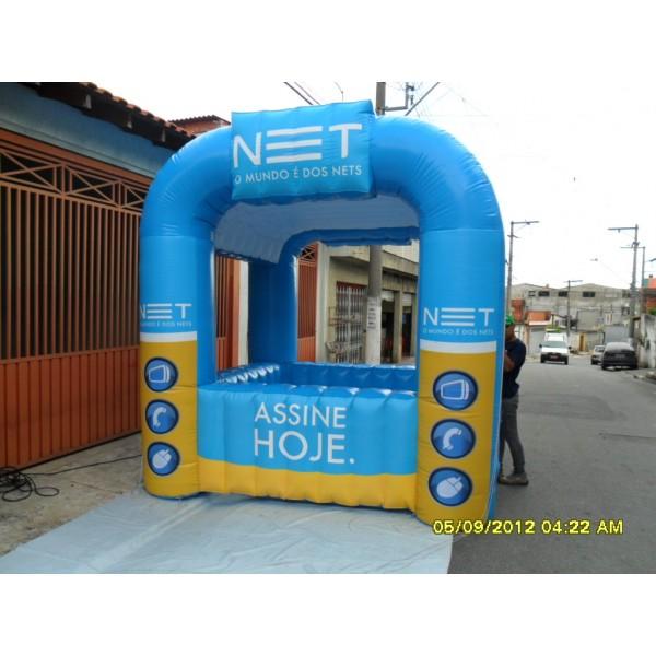 Onde Tem Tenda na Santa Efigênia - Tenda Inflável Personalizada