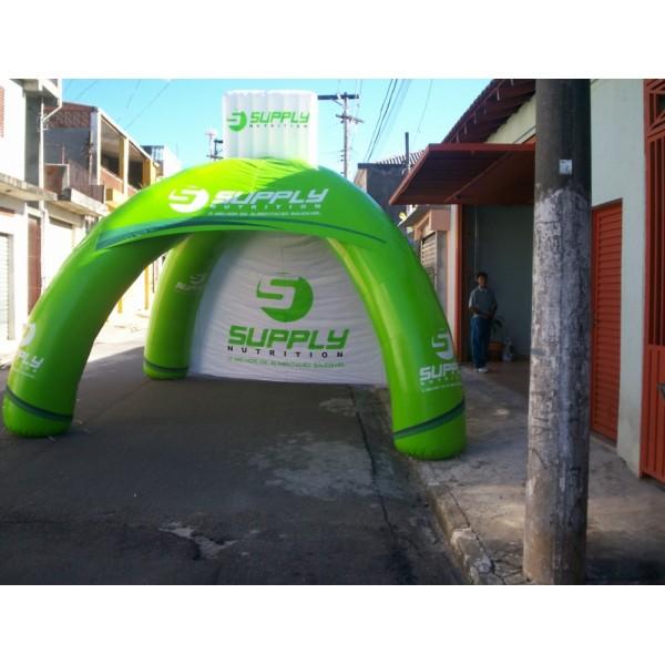 Onde Tem Tendas em Guarani D'Oeste - Tenda Inflável em Recife