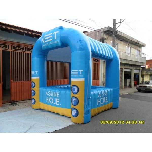 Onde Tem Tendas em Piquerobi - Tenda Inflável Personalizada