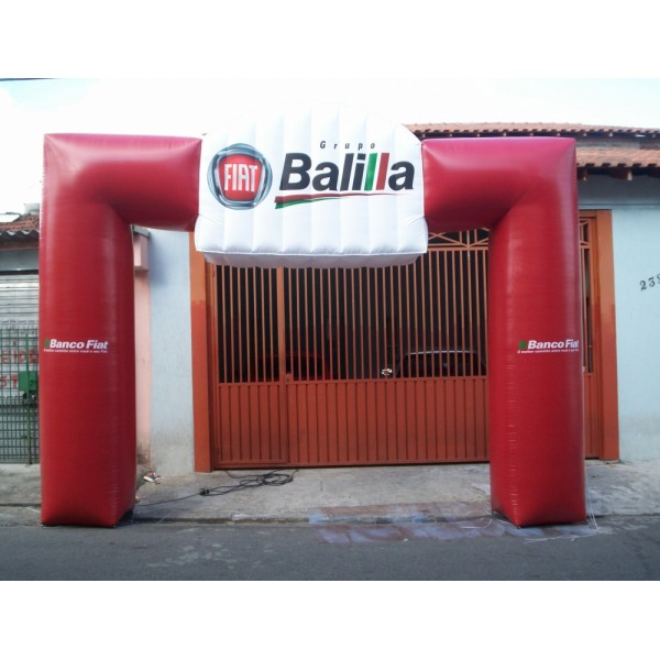 Portais Infláveis na Jaguaribe - Portal Inflável em Maceió