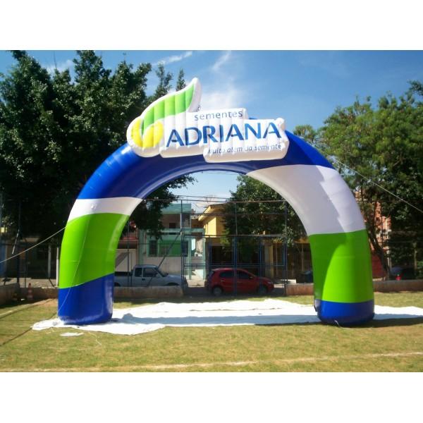 Portais na CDHU Campinas F - Portal Inflável em Recife