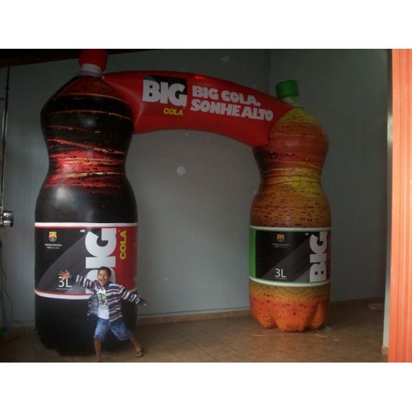 Preço de Portais Infláveis na Mamanguape - Portal Inflável em SP