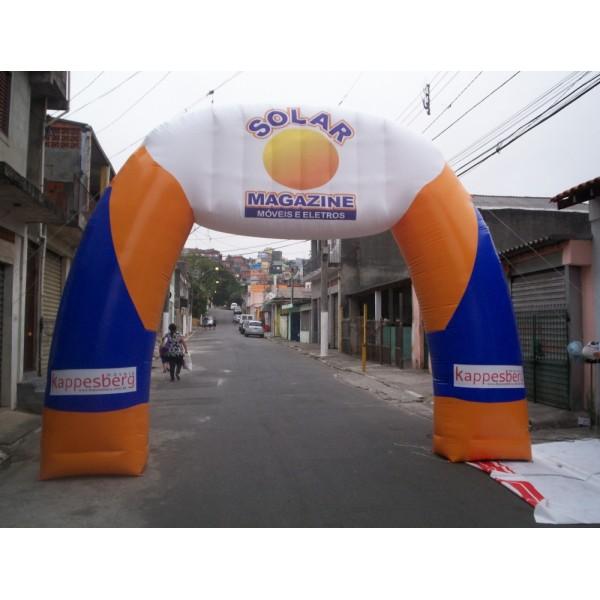 Preço de Portais na Rodrigues Alves - Portal Inflável no RJ