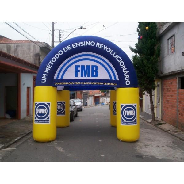 Preço de Tenda em Santo Antônio de Posse - Tenda Inflável Personalizada