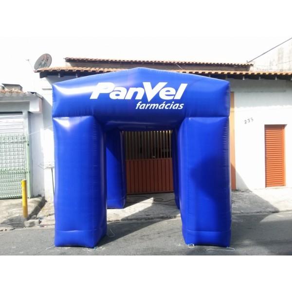 Preço de Tenda no São Gabriel da Cachoeira - Tenda Inflável em MG