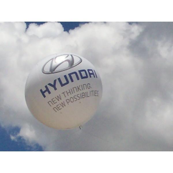Preços de Balões de Blimp no Bayeux - Balão Blimpem Curitiba