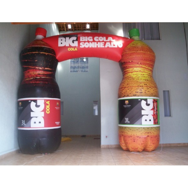 Preços de Portais em Paranapuã - Portal Inflável em Salvador