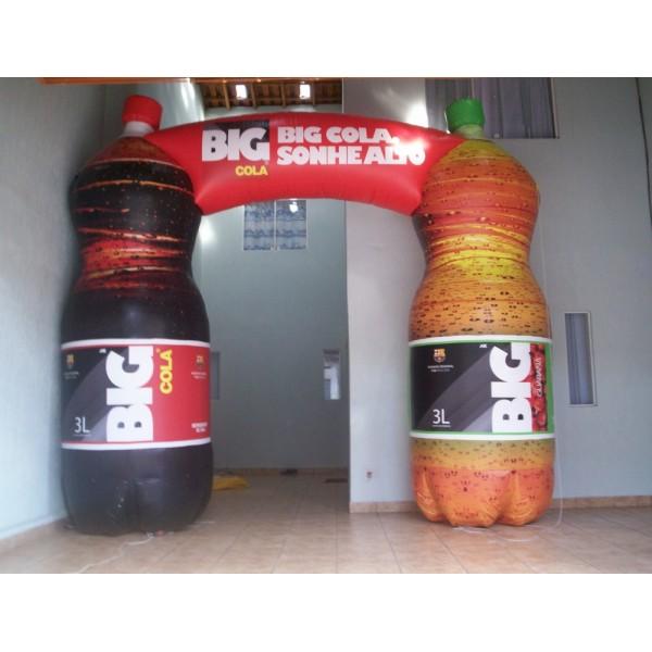 Preços de Portais em Santa Cruz da Conceição - Portal Inflável para Eventos