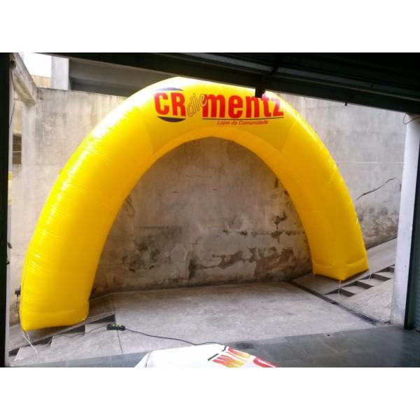 Preços de Portal Inflável em Pedro de Toledo - Preço Portal Inflável