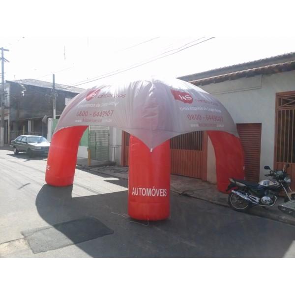 Preços de Tenda em Campinas - Tenda Inflável Preço