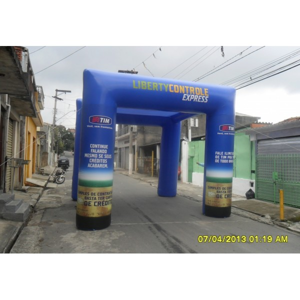 Preços de Tenda Inflável na Núcleo Residencial Princesa D'Oeste - Tenda Inflável no RJ