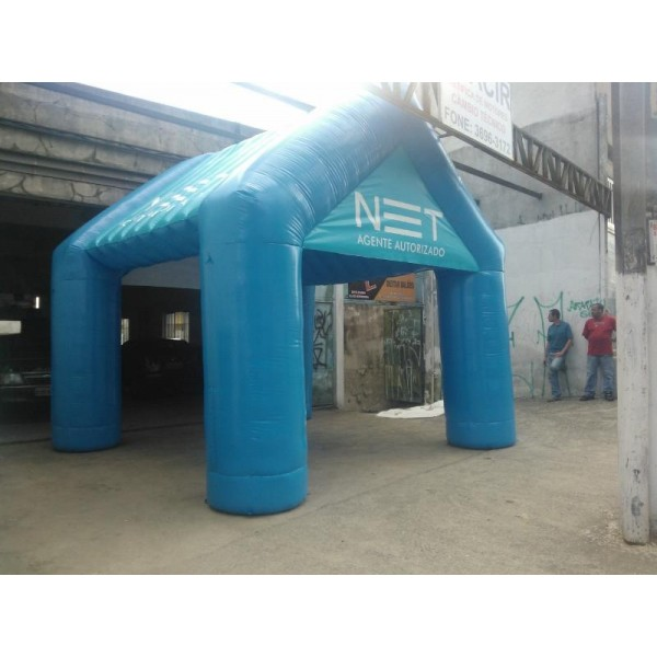 Preços de Tendas em Araçatuba - Tenda Inflável em São Paulo
