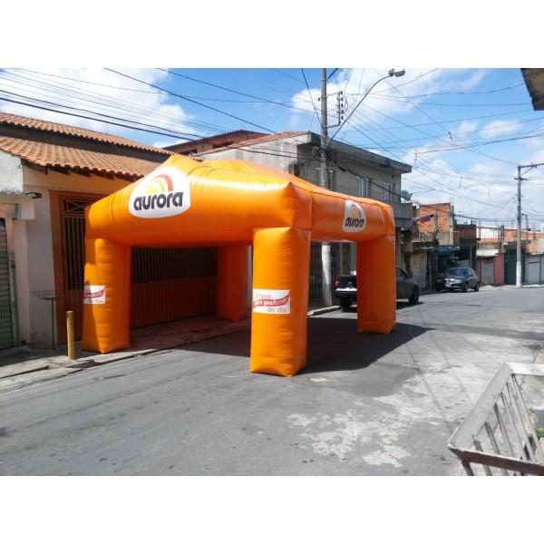 Preços de Tendas em Santo André - Tenda Inflável em MG