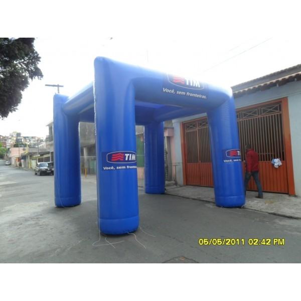 Preços de Tendas Infláveis Jardim Santa Adélia - Tenda Inflável em São Paulo