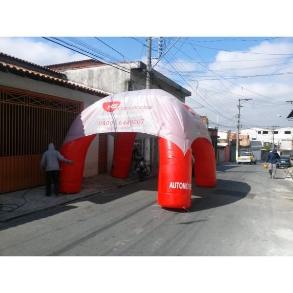 Preços de Tendas no Rio Largo - Tenda Inflável Preço